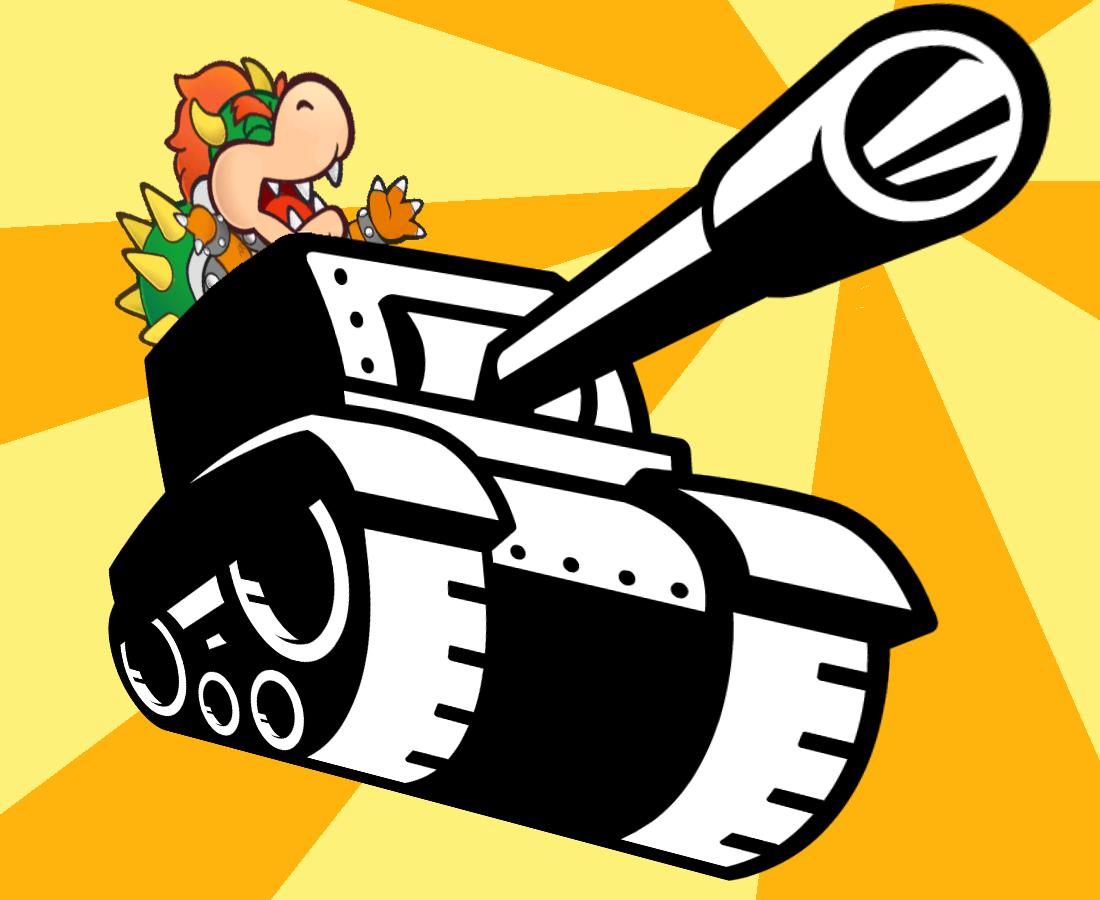 Bowser's Tank
