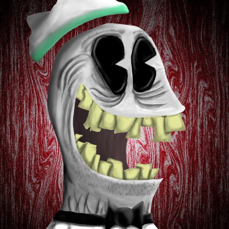 Mr. Happy Smiles - A Portrait