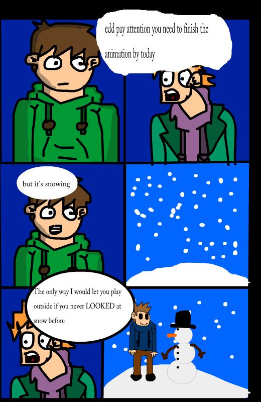 eddsworld fan comic