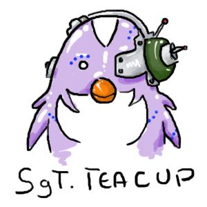 SGT. Teacup