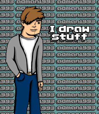 I Draw Stuff