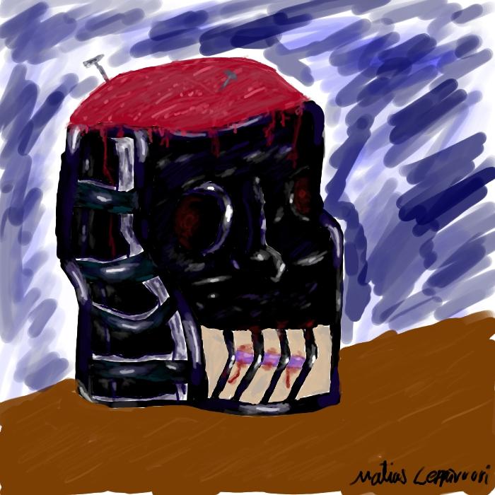 Braindead mask