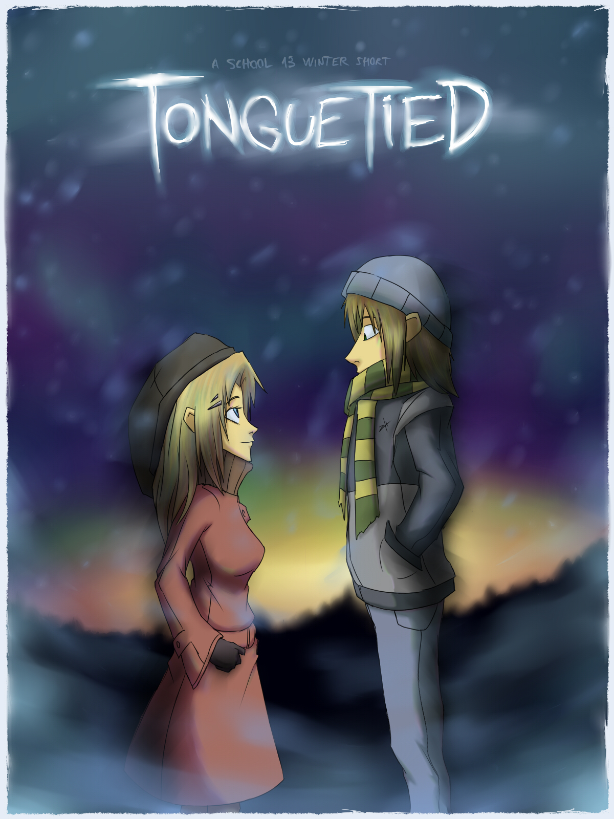 TongueTied Poster