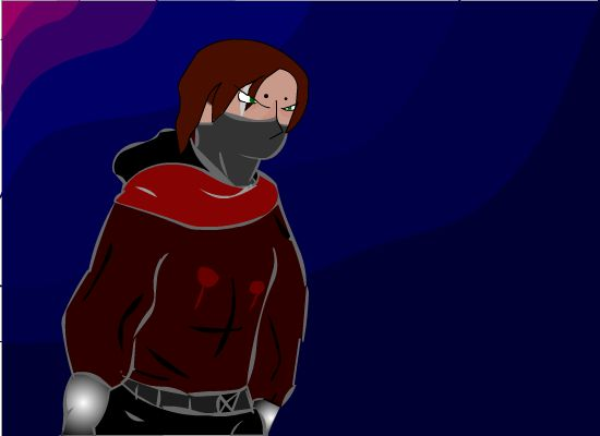 Zeek the Ghetto Ninja