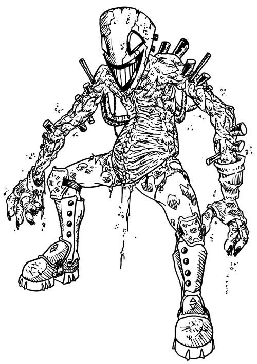 Bionic Corpse