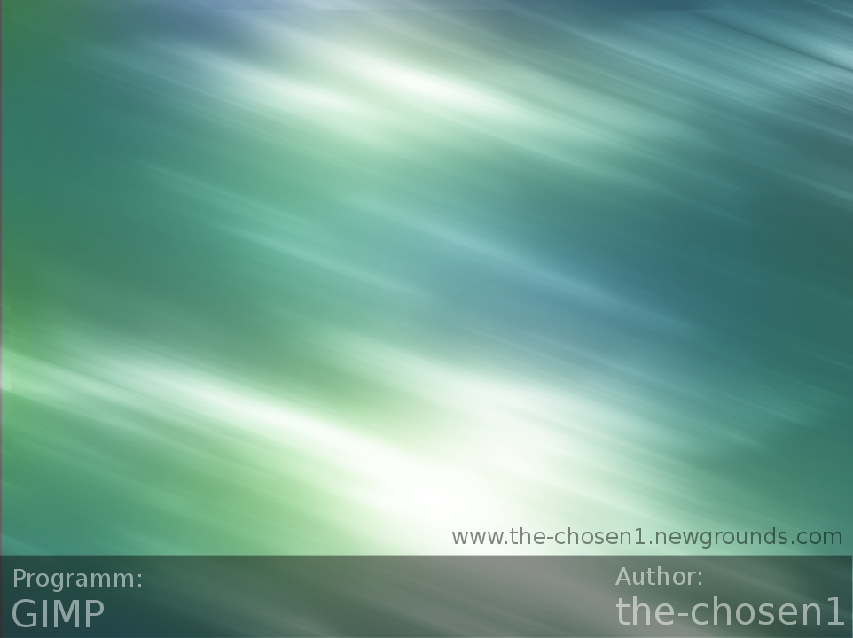 Blue / Green Background #2