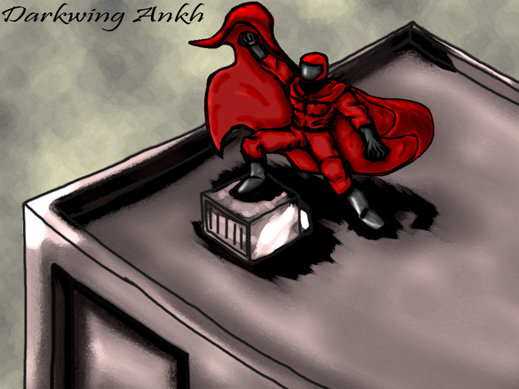 Darkwing Ankh