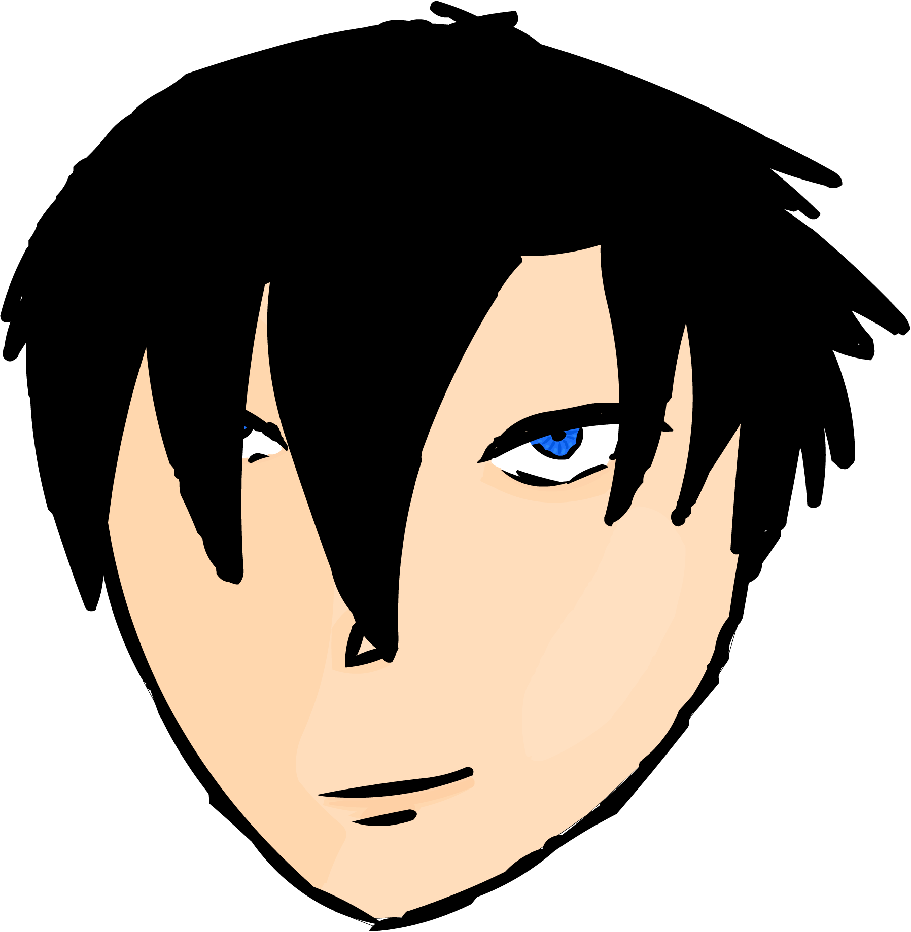 Random angry guy ^^