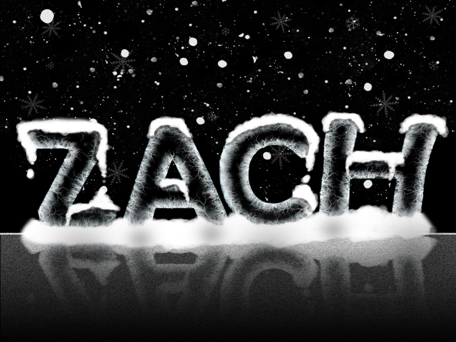 Snow name