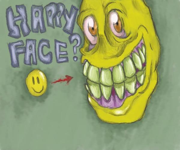 Happy Face?