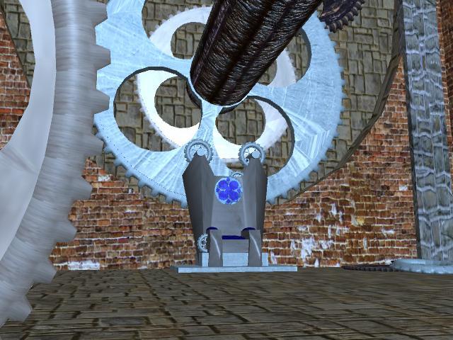 Clock Tower Chair