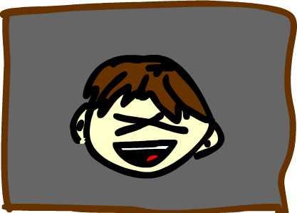Random Cartoon Face 3