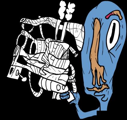 The discombobulator