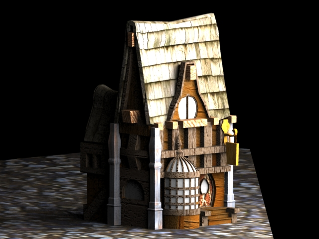 House Fable style?