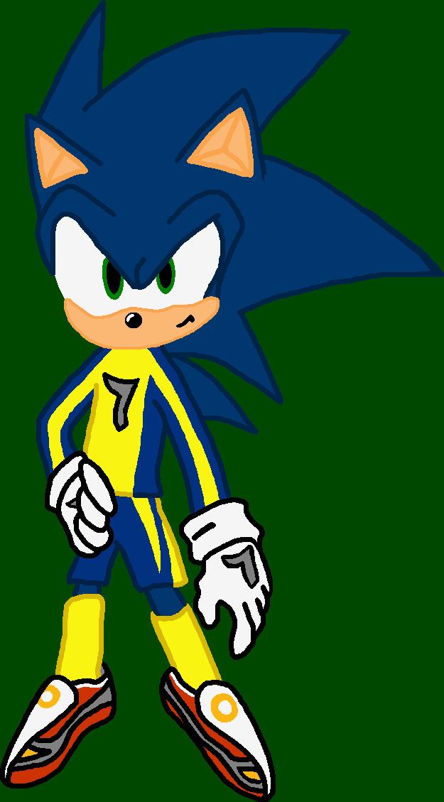 Sonic Teh Hedgehog