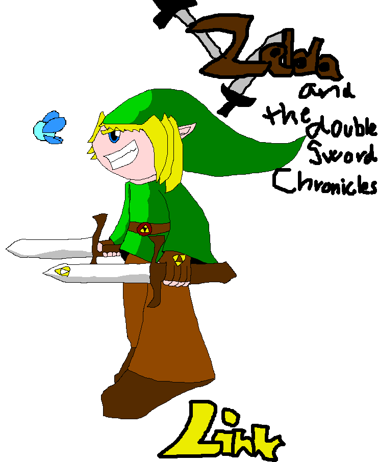 Link: double sword chronicles
