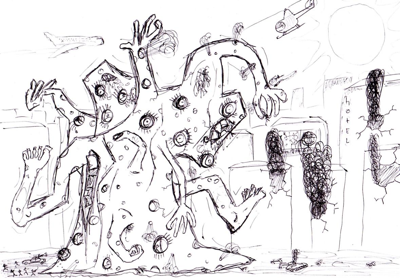 Abominable Spangebab