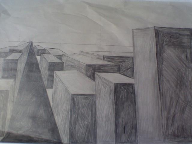Cube City
