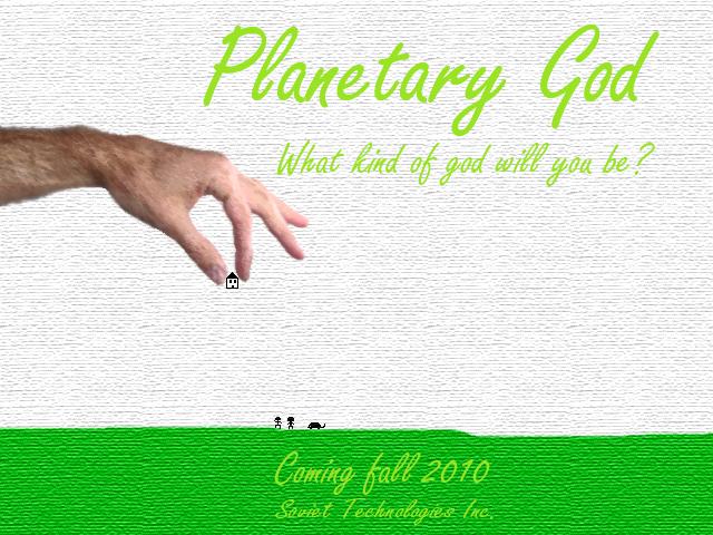 Planetary God Announce