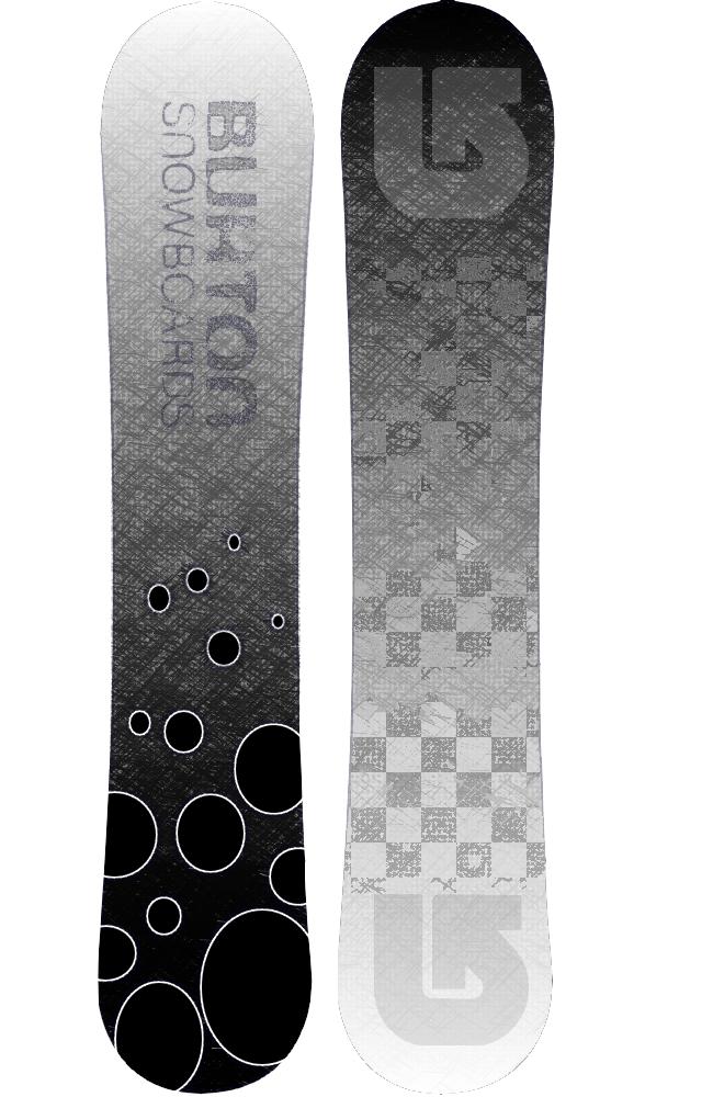 Burton Snowboard Design