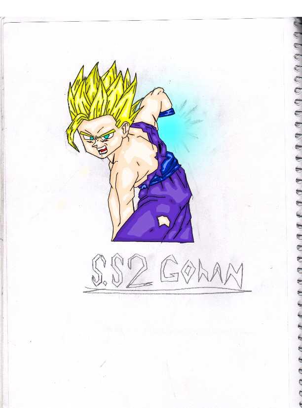 gohan ss2