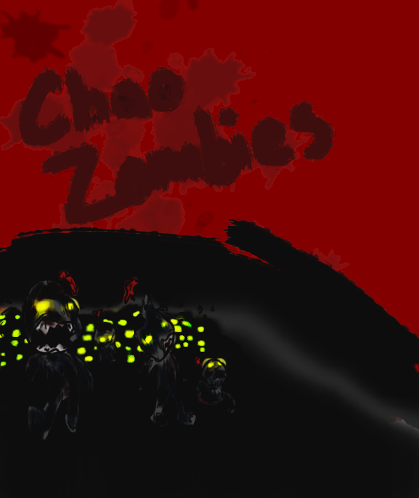 Chao Zombies!!!