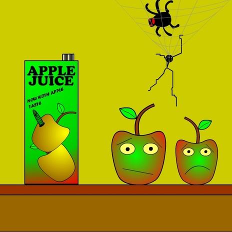 Apples deserve to live!