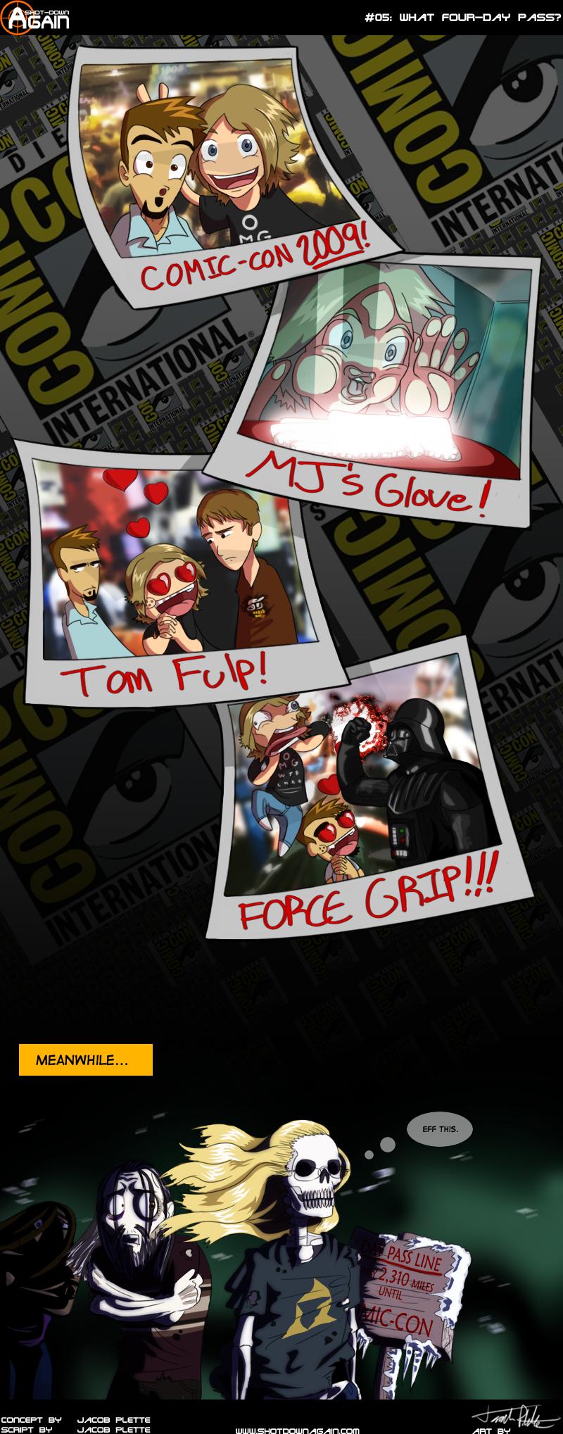 SDA v3.0: Comic #5