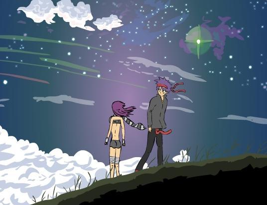 Ibutsu Night Sky