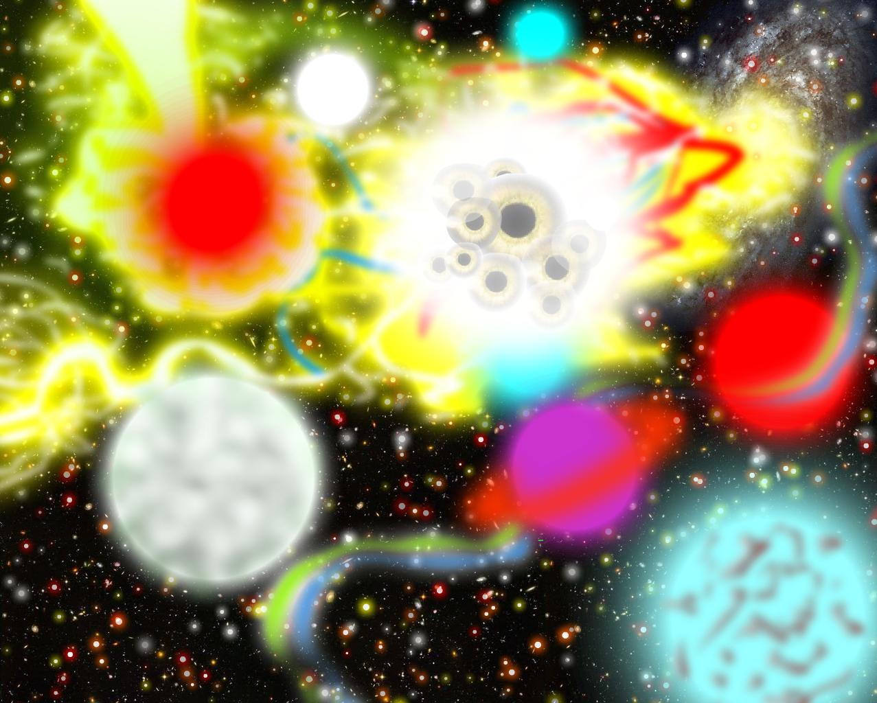 The ever expanding universe