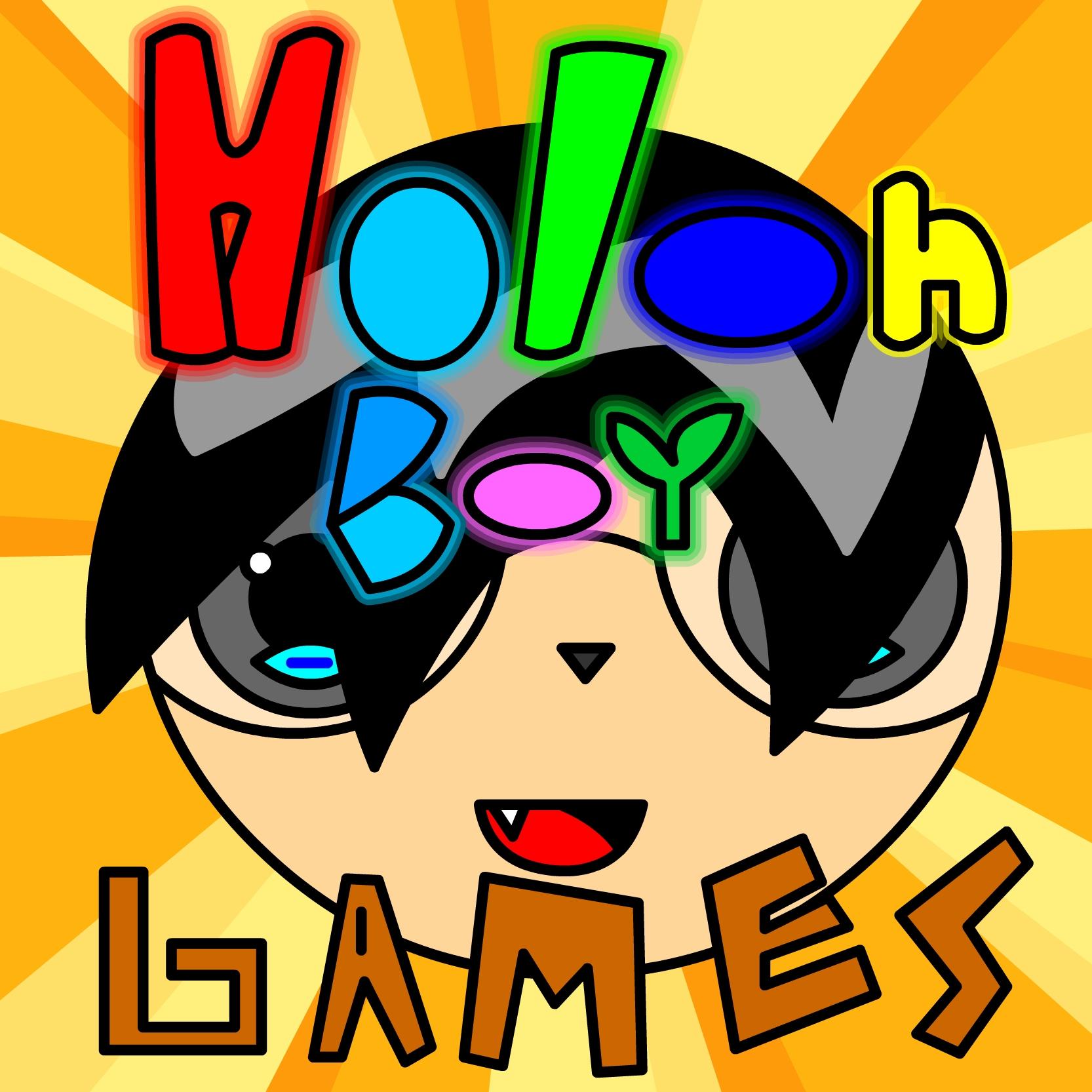 Holonboy Games
