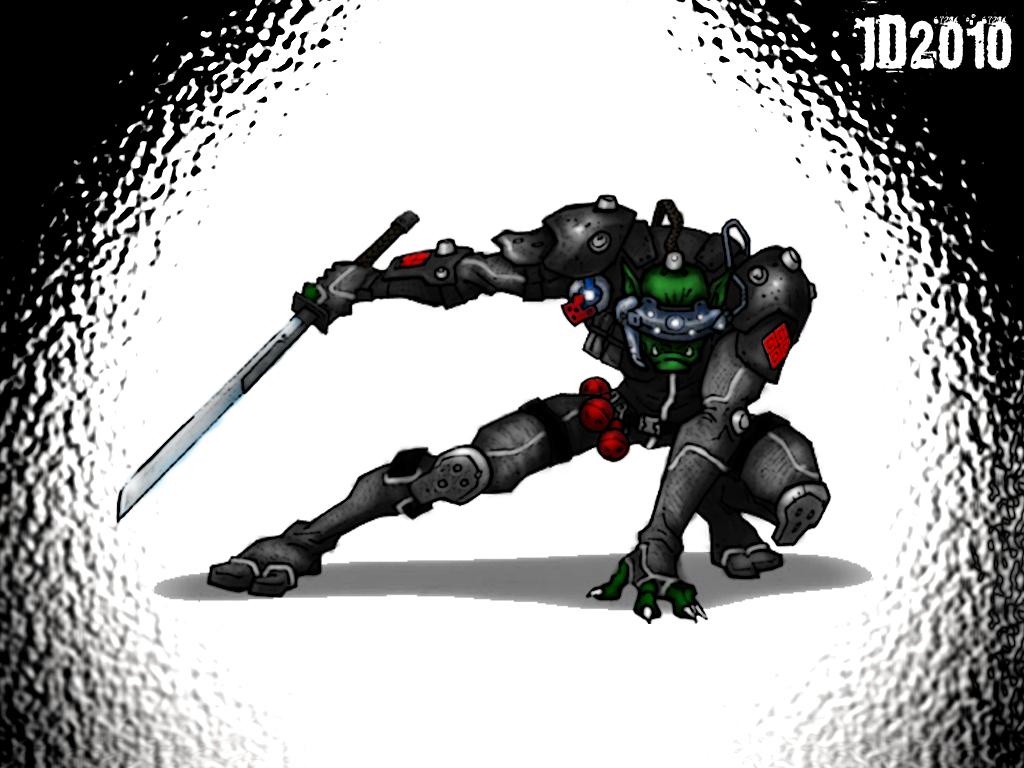 Warcraft 2100 - Grunt