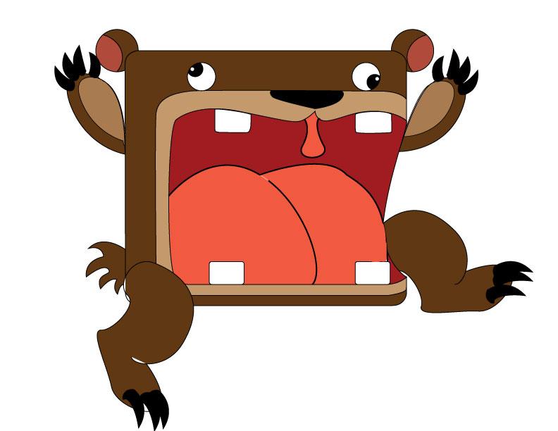 Borgy the bear