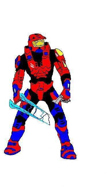 spartan 117 halo chief
