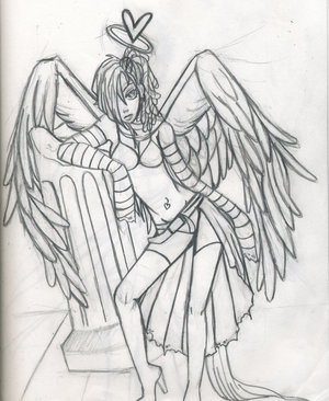 Gothic Love Angel Remix