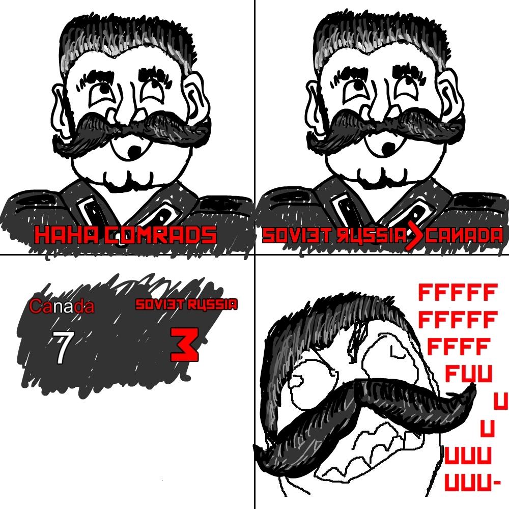 Stalin Rage