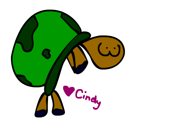 Hunchdbacked Turtle