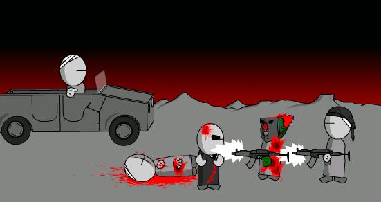 Madness 5.5 Deleted Scene