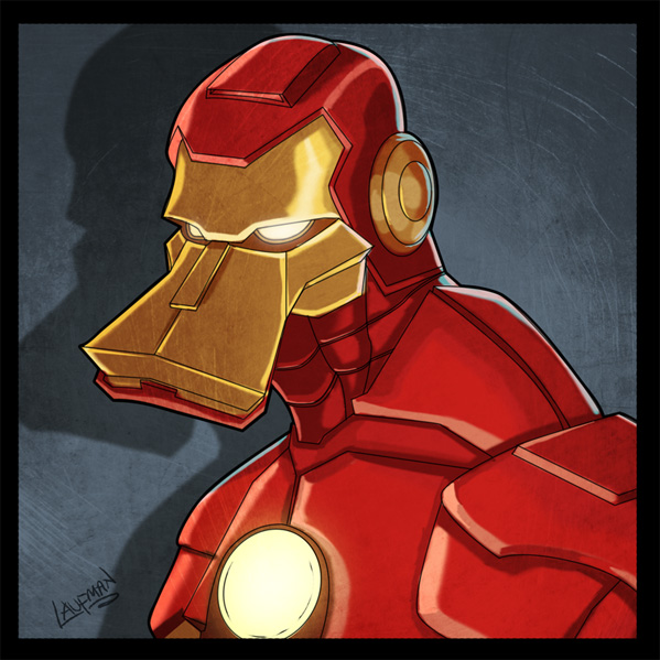 I am... IRONDUCK?