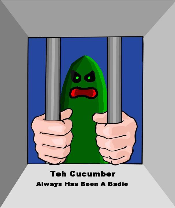 Teh Evil Cucumber