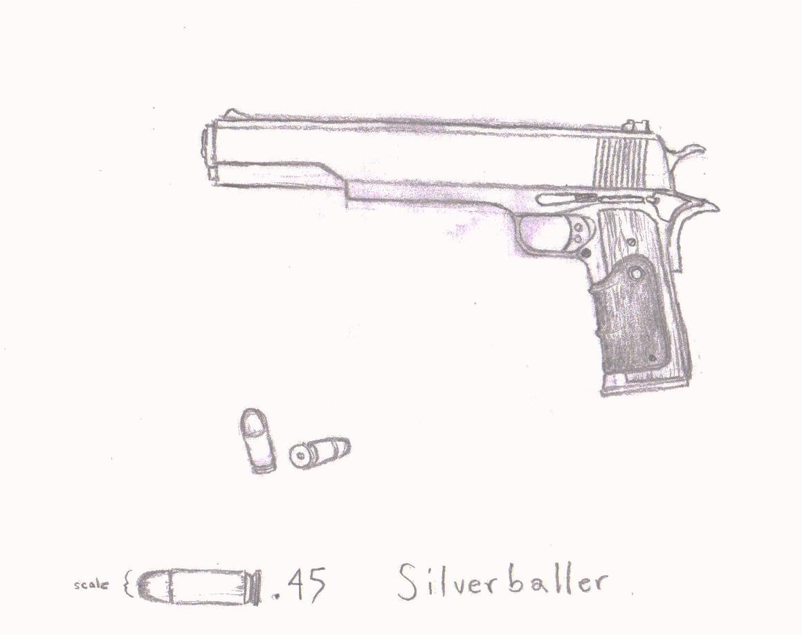 .45 Silverballer