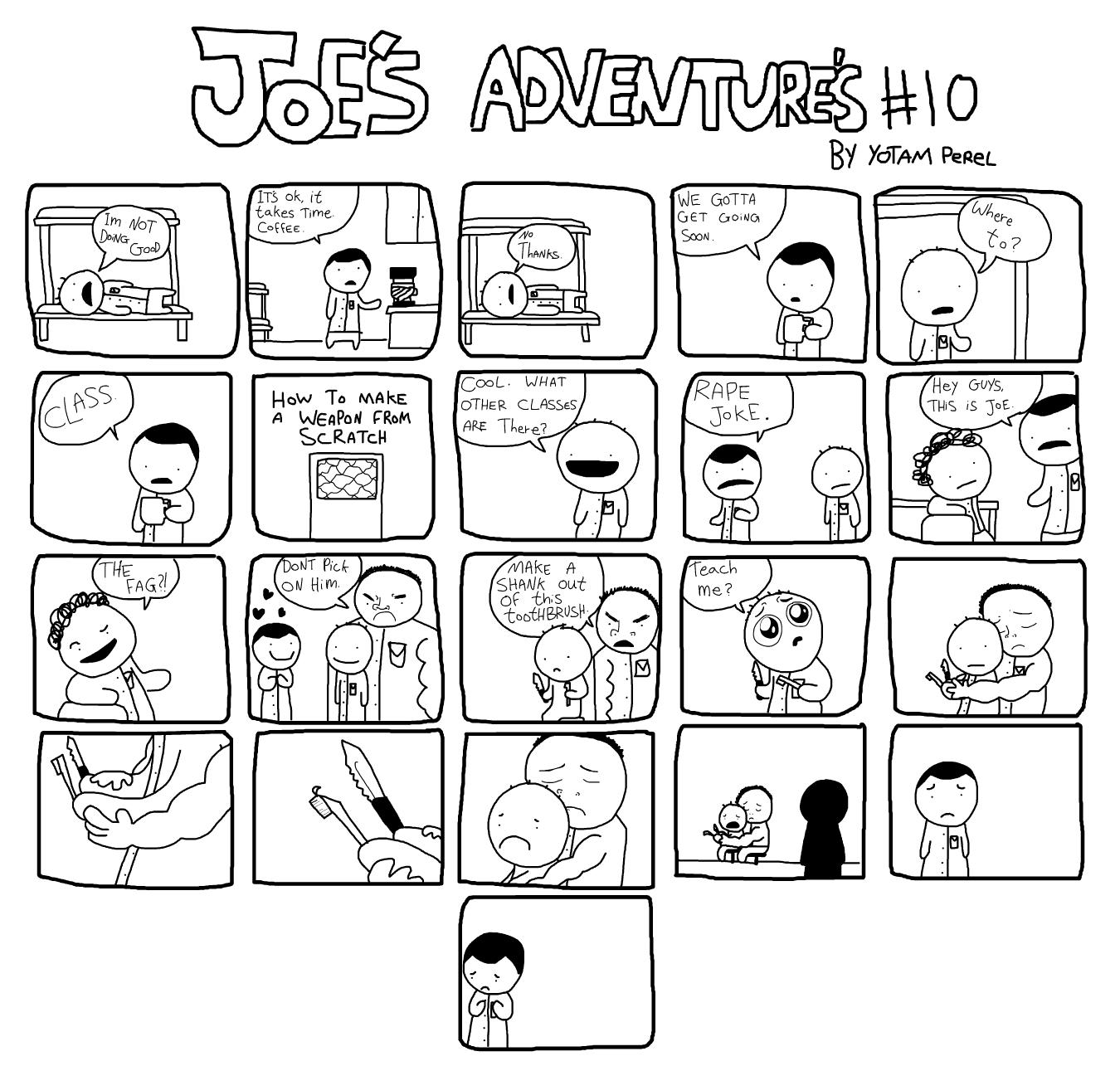 Joe's Adventures 10