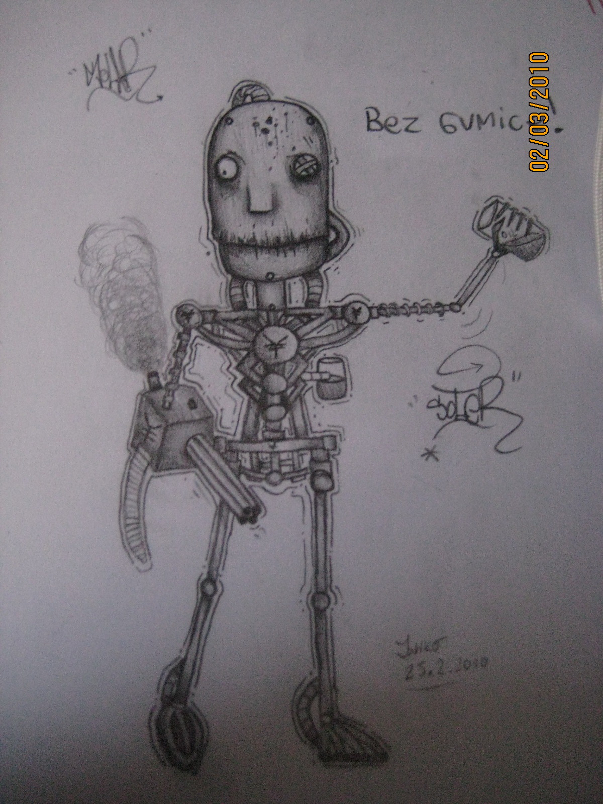 The killer robot