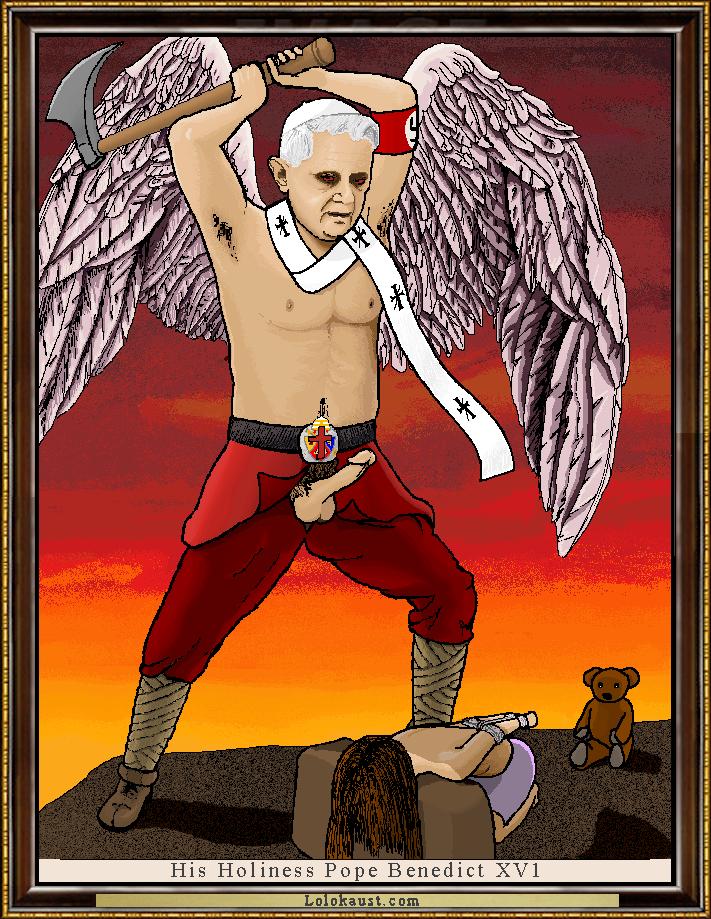 [NSFW] Pope