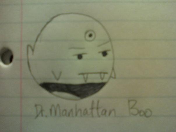 Dr. Manhattan Boo