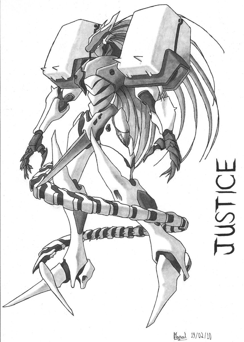 Guilty Gear - Justice