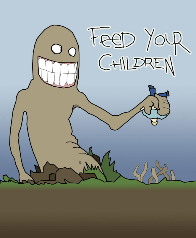 Feed Your Children