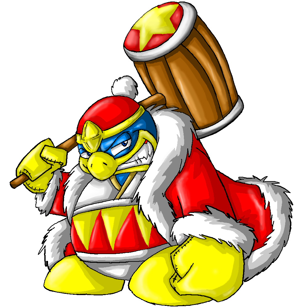 Smash Bros Collab - Dedede