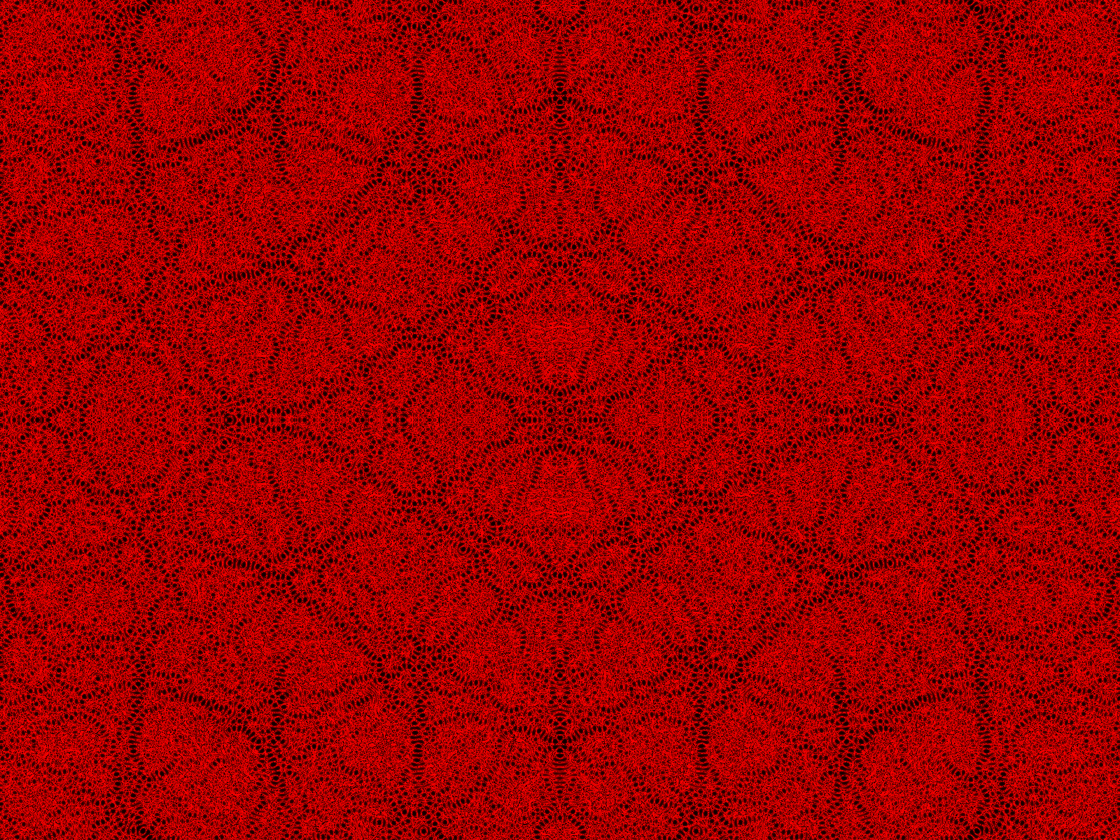 Red Hot Pattern