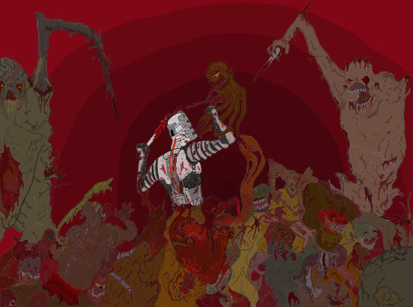 Dead Space: Knee Deep In Death